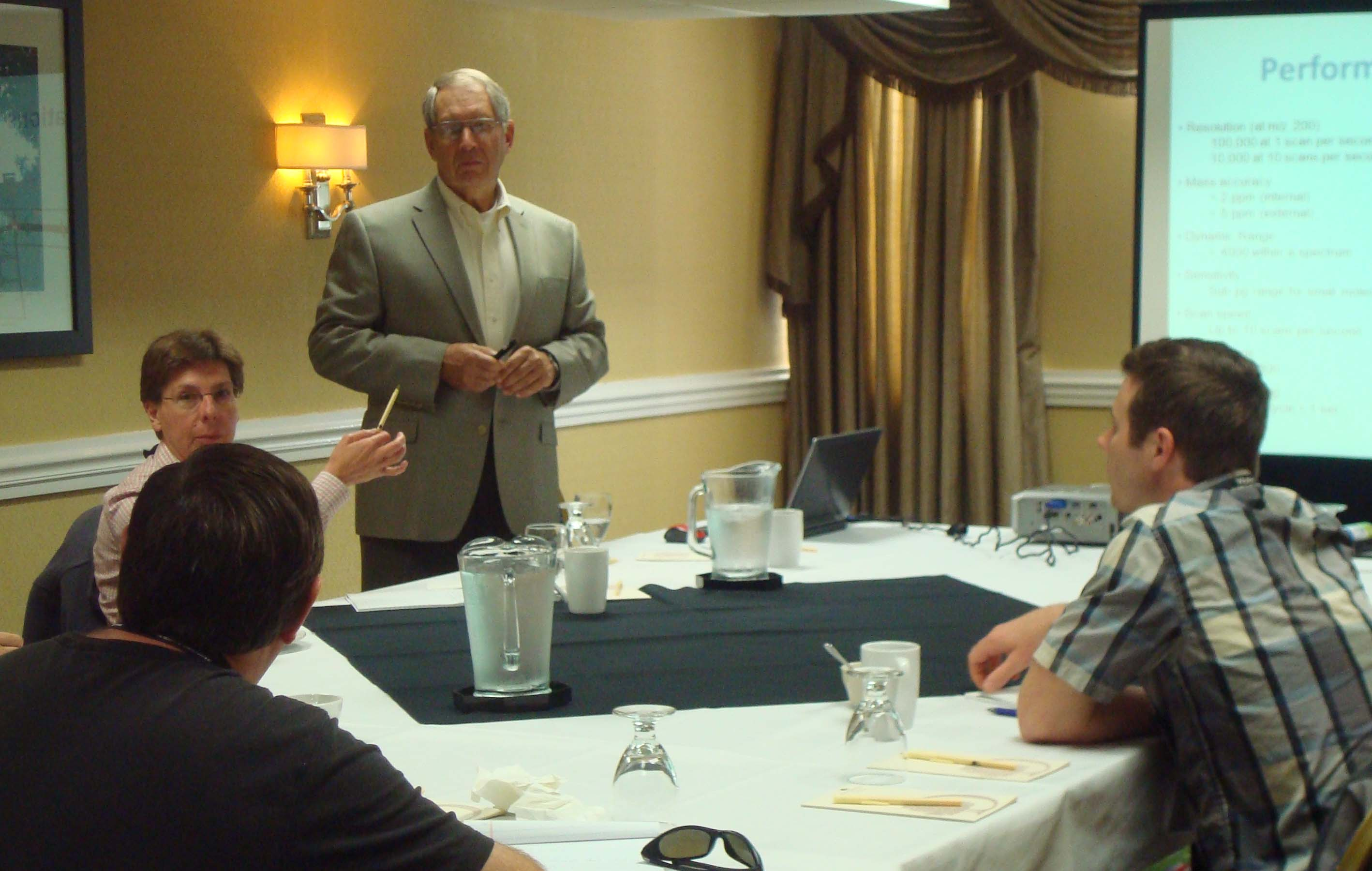 LC/MS Consulting Services: Dr. Jack Henion
